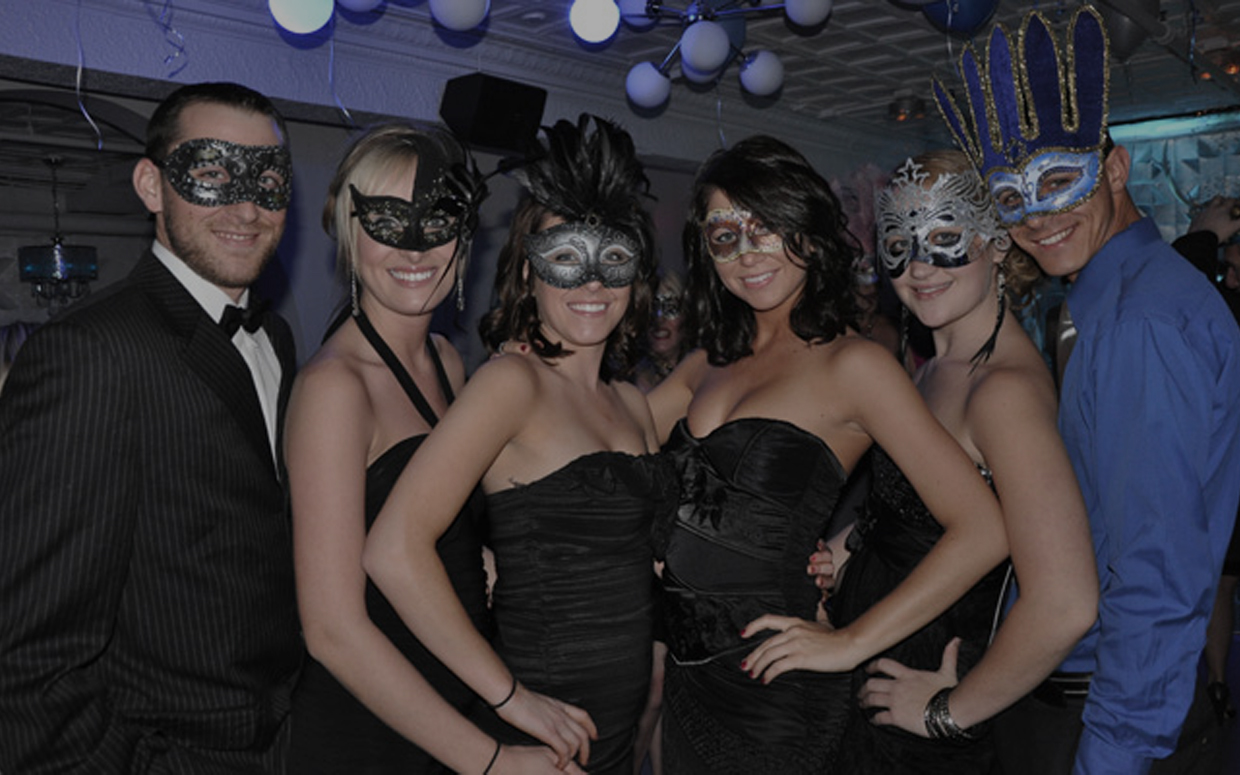 royal masquerade ball